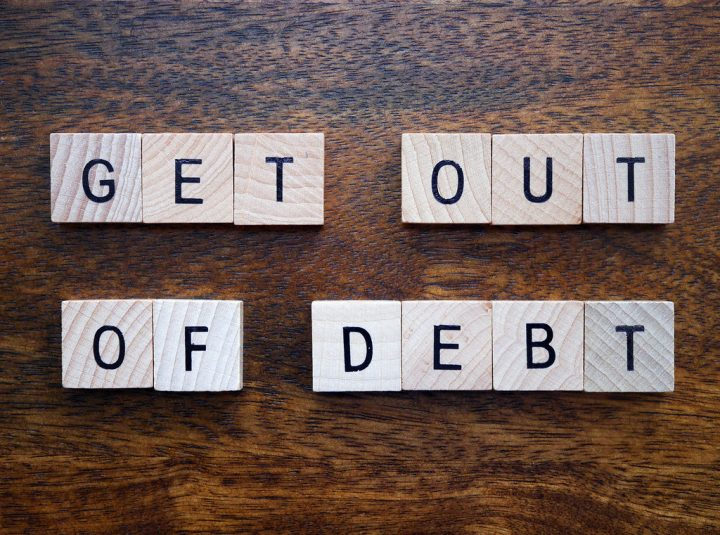 21 authentic ways to get out of debt