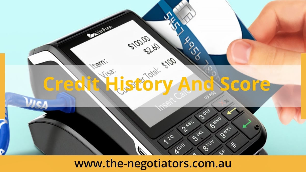 Importance of Good Credit History and Score